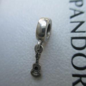 pandora Jewelry - 790408 Retired Pandora Guitar dangle charm
